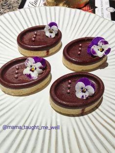 Chocolate Burfee Bars