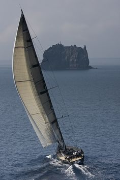 machoturbo:  - Rolex Capri Sailing Week / Rolex Volcano Race. 2011