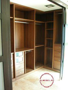 минимальный размер гардеробной комнаты - Поиск в Google