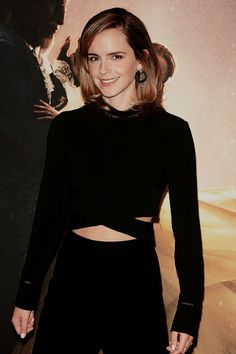 Emma Watson | 'Beauty and the Beast' UK Photocall (February 24, 2017) Pinned by @lilyriverside