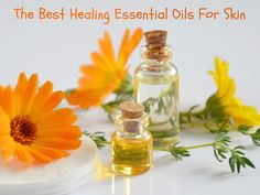 Essential oils can help restore your skin to its natural loveliness. They have been used as healing oils for many years & they're one of the best kept secrets in skincare.