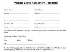 27 point vehicle inspection report form automotive repair shops blank vehicle lease agreement template word fandeluxe Choice Image