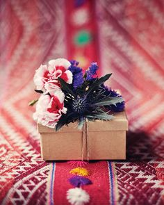 Beautiful Wrapping Idea