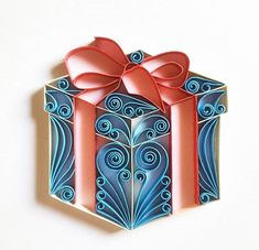Quilling would be the art of constructing shots, objects and items from coils of paper which have Neli Quilling, Paper Quilling Cards, Paper Quilling Patterns, Paper Quilling Jewelry, Quilled Paper Art, Quilling Craft, Paper Beads, Quilling Letters, Origami Paper Art