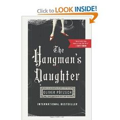 the hangman's daughter by oliver potzsch This is the first in a series. Good, light reading with a decent plot. A bit of early European history.