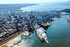 #vancity #vanlife #vancouver #vancouverbc #vancouverisawesome #dailyhivevan #aerialsilks #highaltitude #skyline #explorebc #cityscape #burrardinlet #englishbay #downtownvancouver