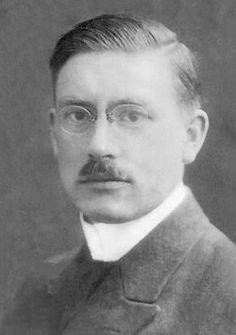 Petrus Josephus Wolhelmus Debye, 1936.