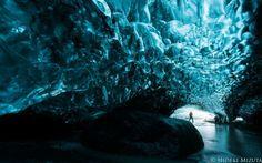 南アイスランドにある氷のビーチ