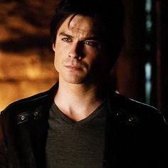 Damon Salvatore Vampire Diaries, The Vampire Diaries 3, Vampire Diaries The Originals, Gifs, Damond Salvatore, Ian Somerholder, Vampire Daries, Mystic Falls, Fright Night