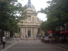Paris. Barrio Latino