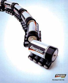 Energizer: Train