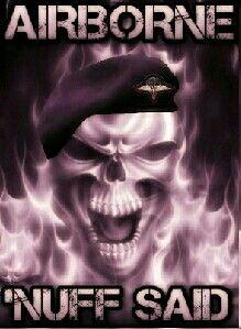 SADF Para Airborne