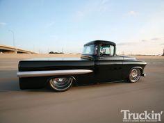 1957 Chevy Apache Fleetside