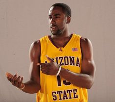 658050ae8770 James Harden in college with a tighter beard. Nba Players