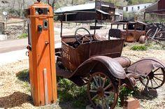 Mogollon, New Mexico. Take a tour of the past!