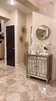 Home Room Design, Bathroom Interior Design, Interior Design Living Room, Living Room Designs, Decor Home Living Room, Elegant Living Room, Home Decor Kitchen, Home Entrance Decor, Home Decor Styles