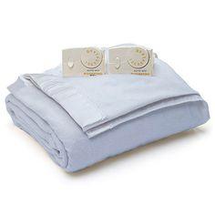 Biddeford Blankets 4103-903202-532 100 by 90-Inch Electric Blanket, King, Blue - http://www.fivedollarmarket.com/biddeford-blankets-4103-903202-532-100-by-90-inch-electric-blanket-king-blue/