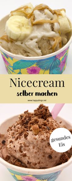 Making Vegan Ice Cream in collaboration with Klarstein Dolce Bacio - Aimee Ketogenic Home Keto Smoothie Recipes, Low Carb Smoothies, Vegan Ice Cream, Drinks Alcohol Recipes, Nice Cream, Delicious Vegan Recipes, Cream Recipes, Clean Eating Recipes, Food And Drink