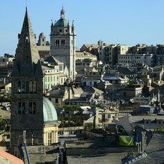Genova, città