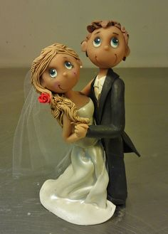 DANCING  CREATIVE CAKE ART CAKE TOPPERS  FIGURINES