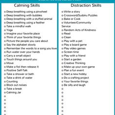 The Coping Skills for Kids Workbook has over 75 coping strategies for calming anxiety, dealing with stress and managing anger. Counseling Activities, School Counseling, Coping Skills Activities, Anxiety Coping Skills, Coping Skills List, Coping Skills For Depression, Therapy For Depression, Therapy For Anxiety, Depression In Teens