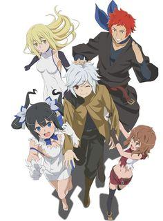 Amazon.co.jp | ダンジョンに出会いを求めるのは間違っているだろうか OVA 【Blu-ray】 DVD・ブルーレイ - 松岡禎丞, 水瀬いのり…