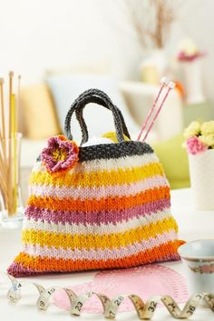 Craft Bag  - free pattern  download