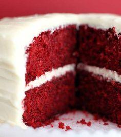 Red Velvet Cake recept | Smulweb.nl