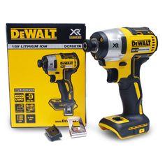 Dewalt DCF887N 18V XR Cordless Brushless Impact Driver Drill / Body Only #DEWALT #Dewalt #DCF887N #18V #XR #Cordless #Brushless #Impact #Driver #Drill