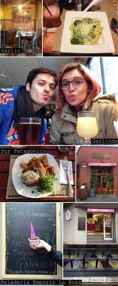 Chile - restaurantes
