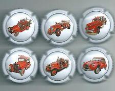 NEW  CAPSULES DE CHAMPAGNE GENERIQUES les pompiers