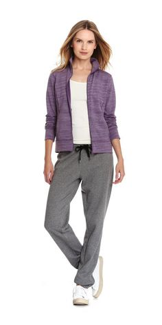Space Dye Jacket from Joe Fresh. Zip up a sporty space dye jacket and get moving.  Only $29.