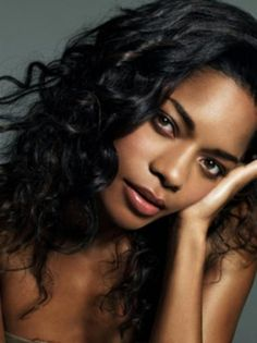 Naomie Harris is a fabulous actress and a top choice for Storm