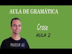 CRASE - AULA DE PORTUGUÊS - 1