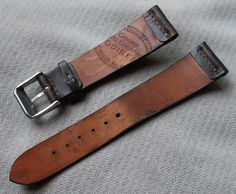 Straps FS: Drew leather and canvas, Hodinkee, Isofrane Image 6