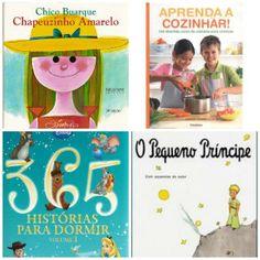 melhores livros infantis precos
