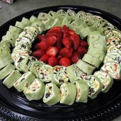 Party Pinwheels @ allrecipes.asia