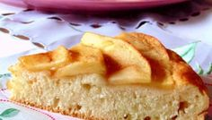 Torte di mele ne ho già fatte tantissime ma questa torta di mele cremosa è una vera scoperta :) E' buonissima e ha consistenza fantastica,