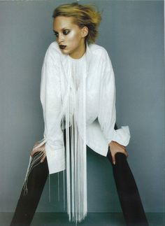 via fashioned by love | Inna Zobova | Russian top model | exclusive interview