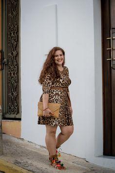 Wild & Festive - Leopard Print & Tassels