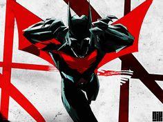 Batman Beyond by nicollearl.deviantart.com on @DeviantArt