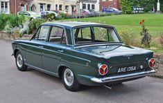 Viikon käytetty: Vuoden 1963 Ford Cortina GT - Tekniikanmaailma.fi