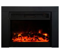 Uplifter Electric Fireplace