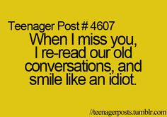 when i miss u When I Miss You, I Miss U, Favorite Quotes, Best Quotes, Funny Quotes, Qoutes, Random Quotes, Teen Posts, Teenager Posts