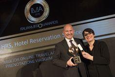 HRS vince come Miglior Travel Agency per i viaggi d'affari agli Italian Mission Awards 2015, il massimo riconoscimento in Italia nel business travel.
