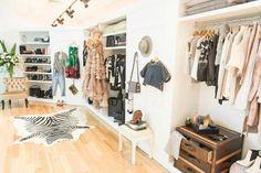 Roxy Jacenko's wardrobe..