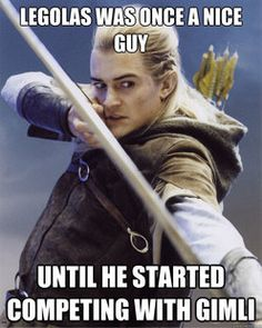 legolas meme | Evil Legolas meme | quickmeme