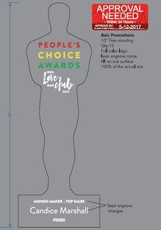 Mondo Award 17-2270SF
