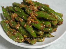 초간단 요리, 전자레인지로 만든 꽈리.. Vegetable Seasoning, Korean Food, Japanese Food, No Cook Meals, Asian Recipes, Green Beans, Pork, Vegetables, Cooking