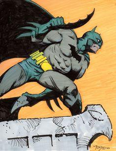 Batman by Mike Hoffman